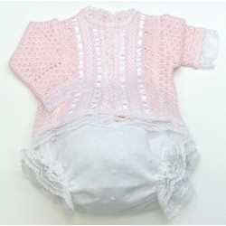 Baby sweater+Diaper cover Md.1089B