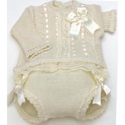 Sweater+diaper cover Md.1345