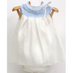 Vestido+braga Md.1344