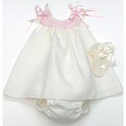 Dress+nappy+socks Md.1352