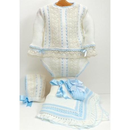 Jersey+braga+capota+manta+calcetin Md.1435