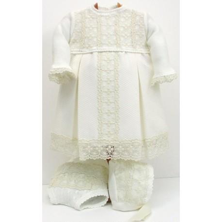 Vestido+braga+capota Md.1434