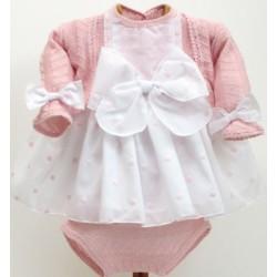 Dress+nappy+jacket Md.1493
