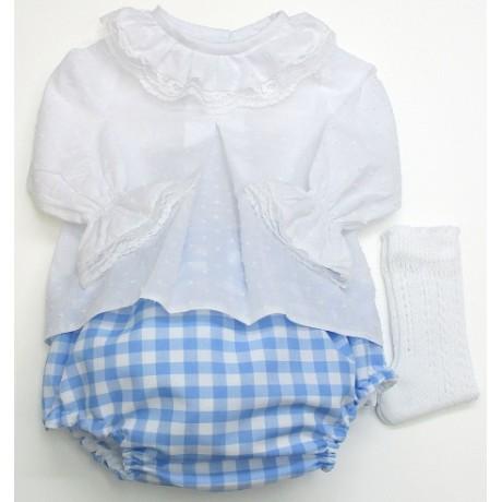 Camisa+braga+calcetin