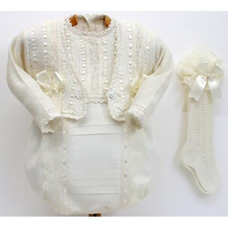 Pelele+chaqueta+calcetin Md.1451