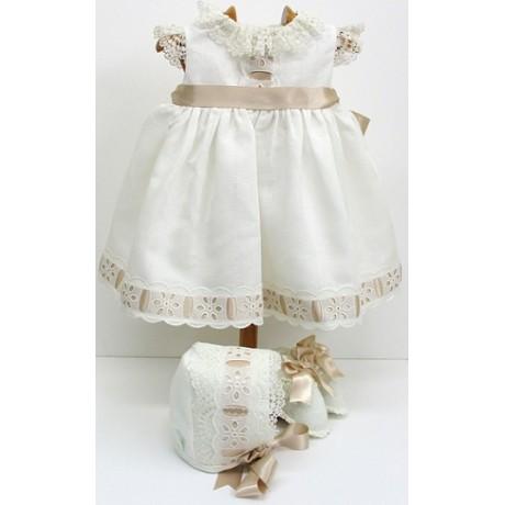 Vestido+capota Md.1416