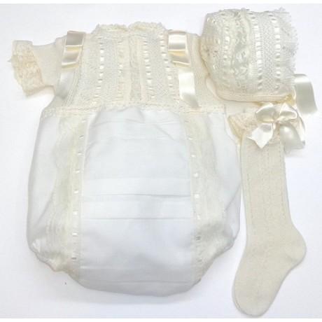 Pelele+capota+calcetín Md.1451