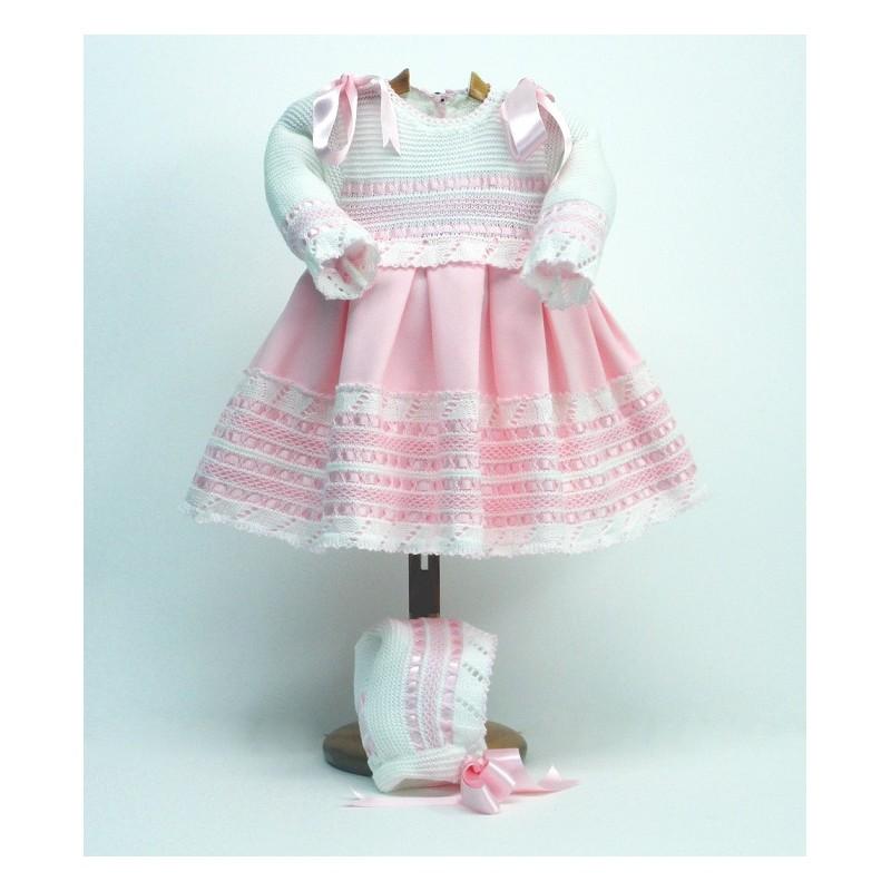 Vestido+capota Md.1713