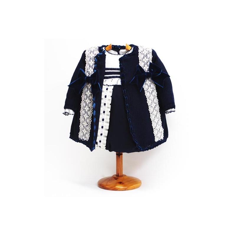 Pelele combinado+abrigo  Md.1727