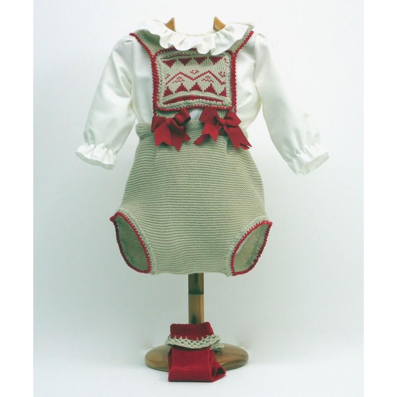 Ranita+camisa+calcetin Md.1750