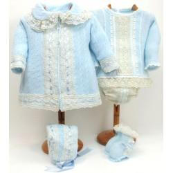Abrigo+jersey+braga+capota+...