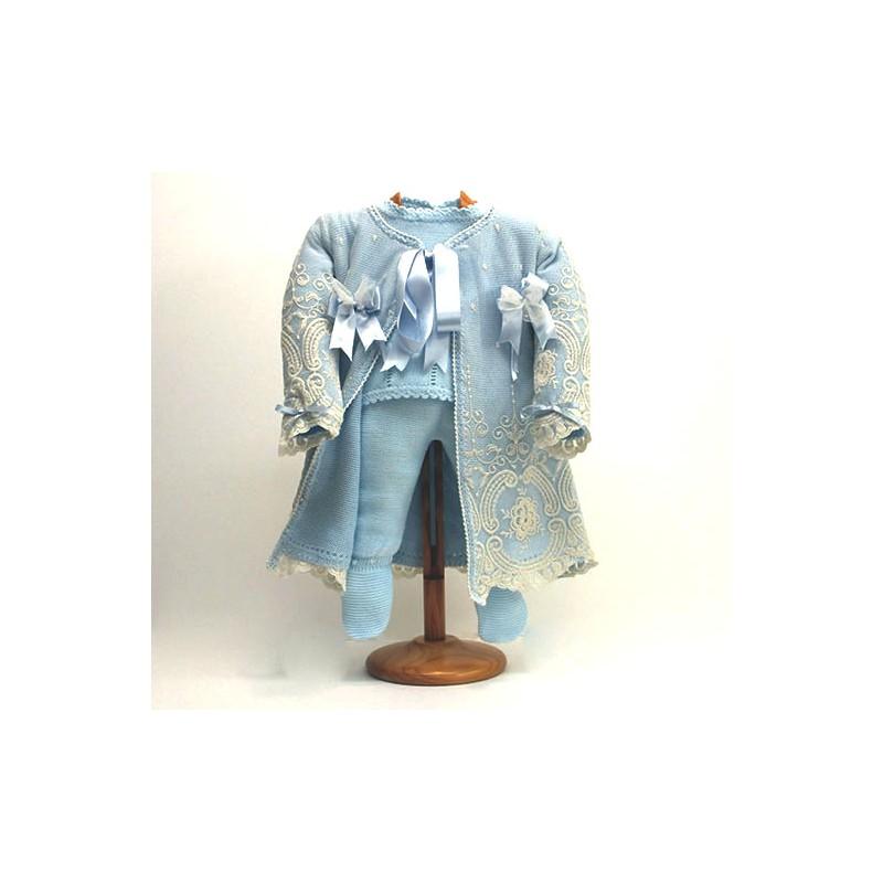 Abrigo+jersey+polaina Md.1810
