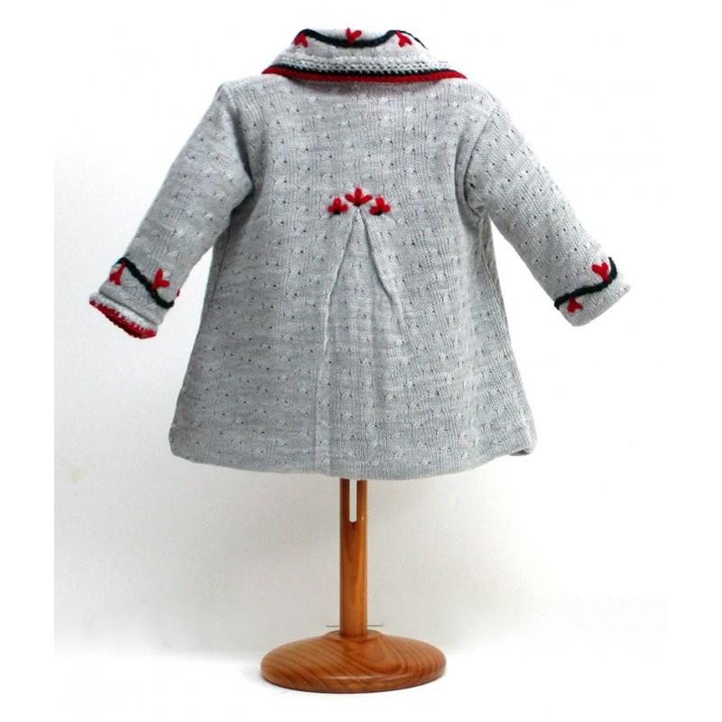 Jersey, polaina y abrigo Md.1811