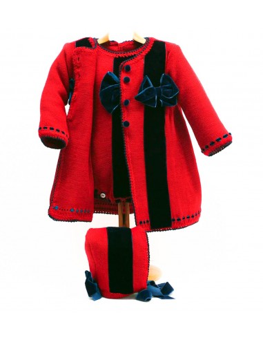 Abrigo, vestido y capota Md.1801