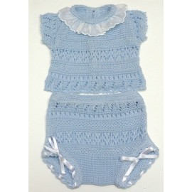 Baby sweater+Diaper cover...