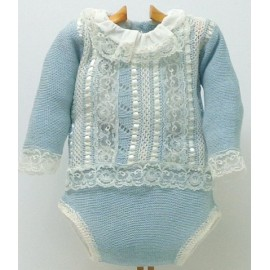 Baby sweater+Diaper cover Md.1053