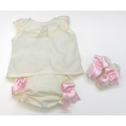 Shirt+Diaper cover Md.1123