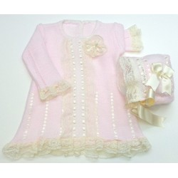 Dress+bonnet Md.1230
