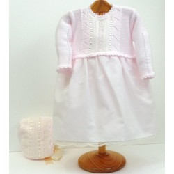Dress+ bonnet Md.1231