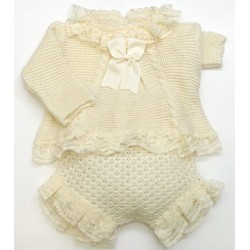 Sweater+diaper cover Md.1354