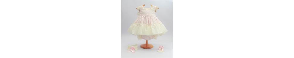 Spring dresses fabric
