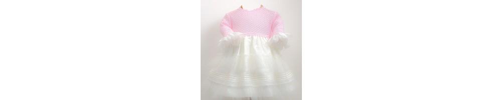 Vestidos combinados Invierno