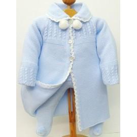 abrigo de bebe invierno